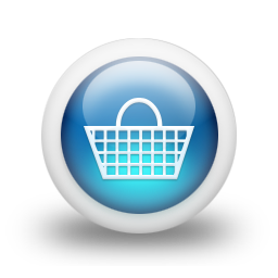 This image has an empty alt attribute; its file name is 075688-3d-glossy-blue-orb-icon-business-basket.png
