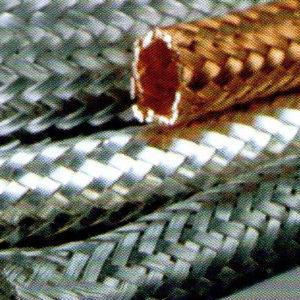 Copper sleeving braid