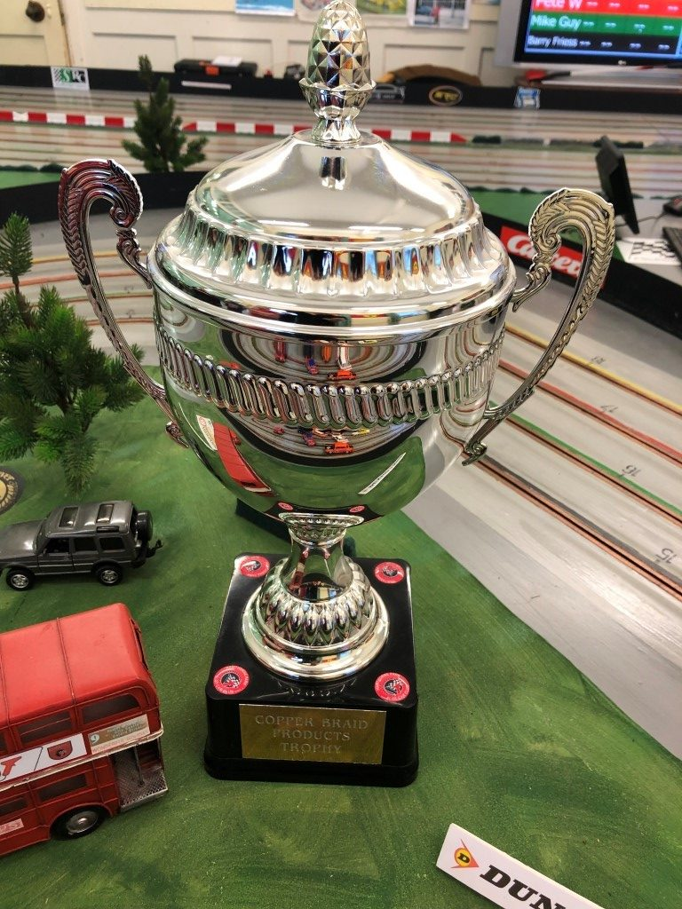 BRM trophy sponsored by Copper Braid Products